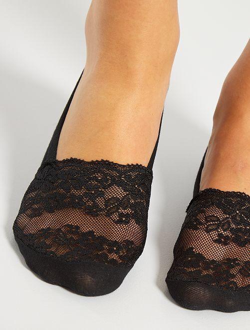 Proteggi piedi 'Dim'                             nero
