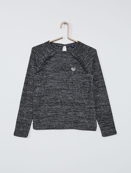 Pullover in maglia leggera                                         ROSA