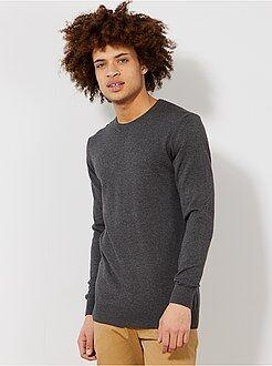 Maglioni, golfini - Pullover leggero girocollo