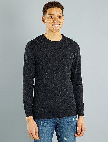 Pullover leggero girocollo - Kiabi