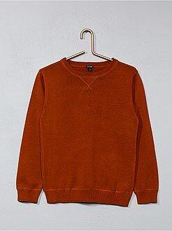 Pull, golfini - Pullover maglina girocollo - Kiabi