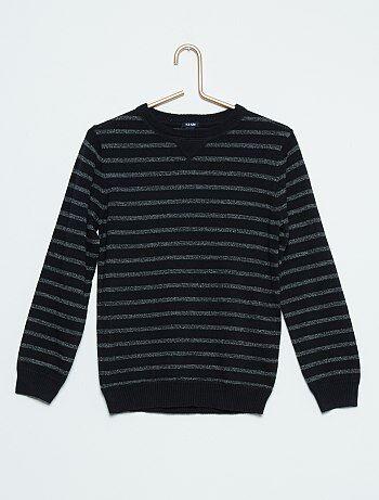 Pullover maglina girocollo - Kiabi