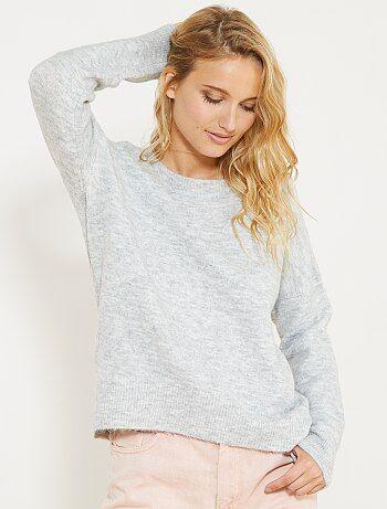 Pullover maglina - Kiabi