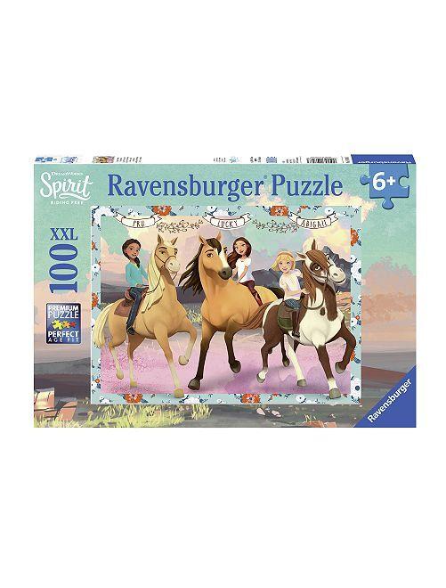 Puzzle 100 pezzi                             multicolore Infanzia bambina