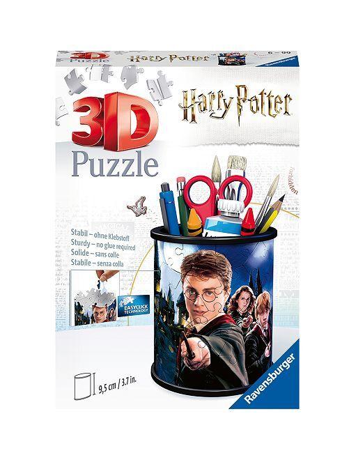 Puzzle 3D portamatite                             multicolore