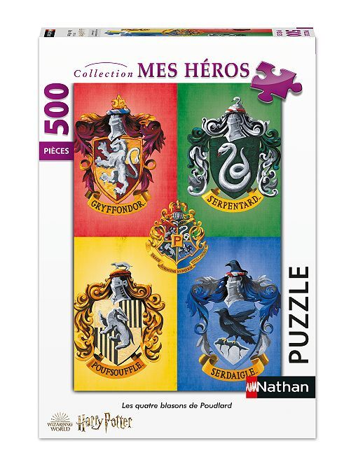 Puzzle 500 pezzi 'Harry Potter'                             multicolore