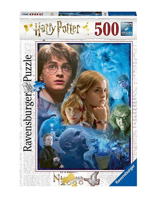 Puzzle 500 pezzi 'Harry Potter'                             multicolore