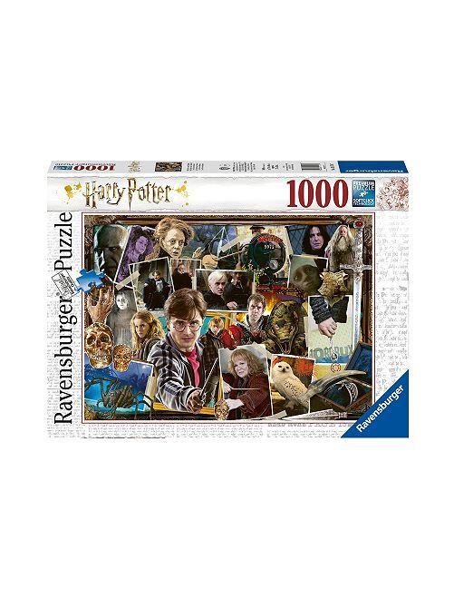 Puzzle 'Harry Potter' 1000 pezzi                             multicolore