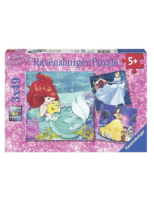 Puzzle 'La sirenetta' 'Ravensburger'                             multicolore Infanzia bambina