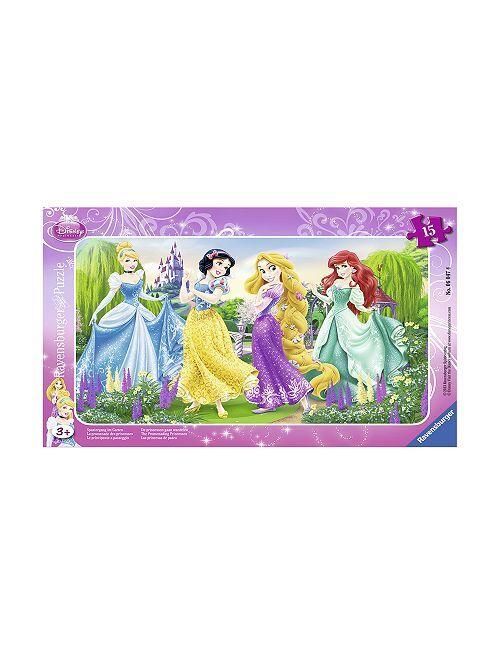 Puzzle 'Principesse Disney'                             rosa Infanzia bambina