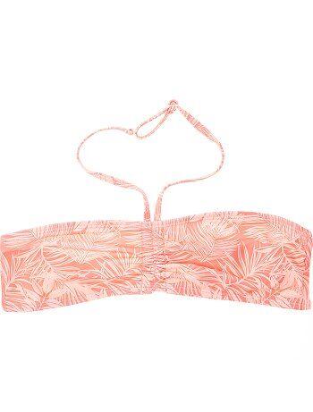 Reggiseno bikini fascia attorcigliato - Kiabi