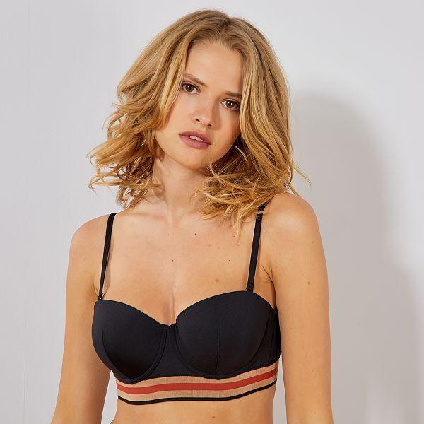 best website 36caf 014fd Reggiseno bikini fascia