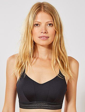 Reggiseno push up schiena nuotatore - Kiabi