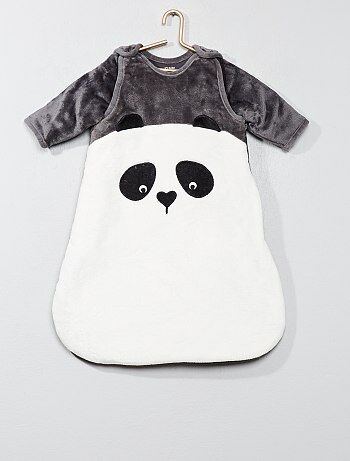 Bambino 0-36 mesi - Sacco nanna applicazione panda - Kiabi