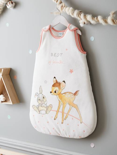 Sacco nanna caldo 'Bambi'                             bianco neve Neonata
