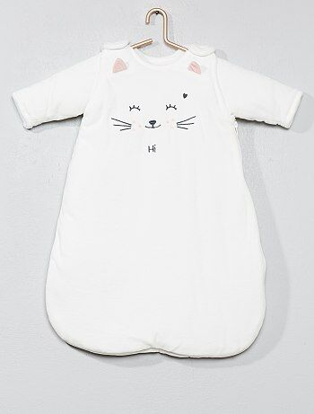 Bambina 0-36 mesi - Sacco nanna ciniglia 'gatto' - Kiabi