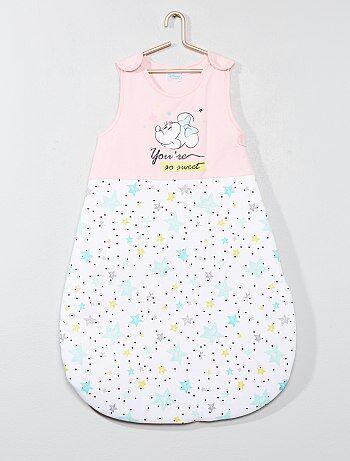 Sacco nanna puro cotone 'Minnie' - Kiabi