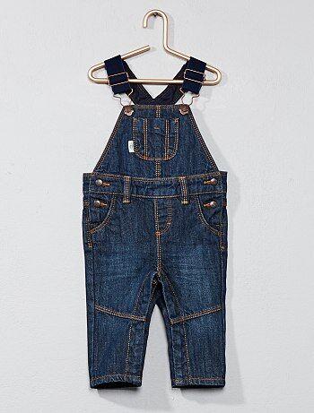 Salopette jeans - Kiabi