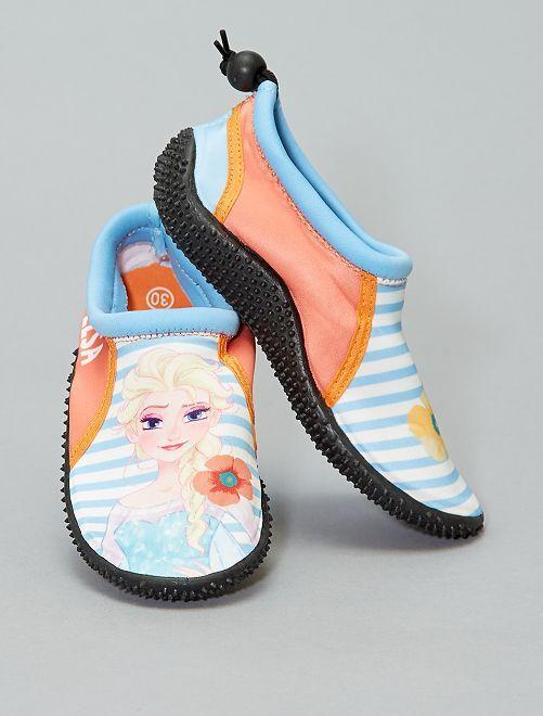 Sandali da bagno 'Frozen'                             blu Infanzia bambina
