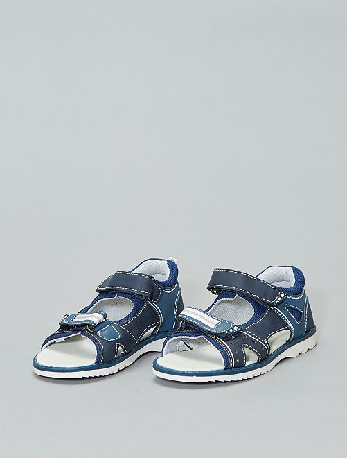 € Infancia 5ufjl13tkc Infantiles Sandalias Desde 18 00 Azul Kiabi R3jALq4Sc5