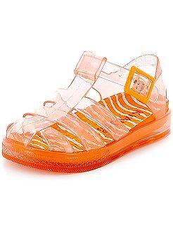 Scarpe bebé - Sandali da mare plastica