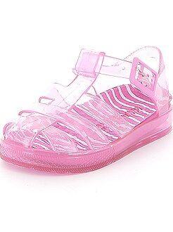 Sandali da mare plastica