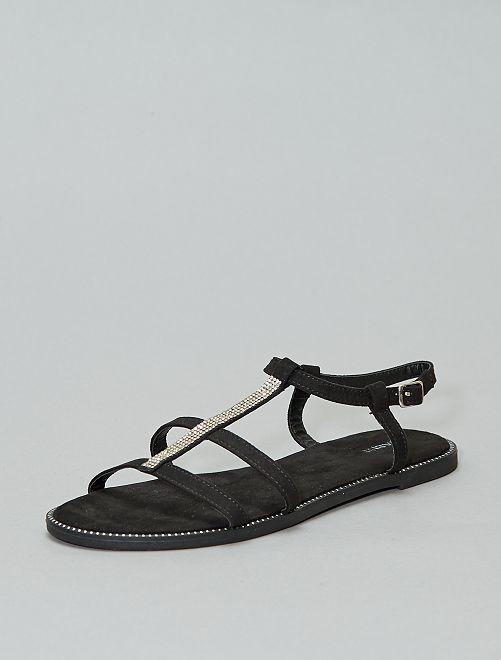 Sandali gioiello                                         nero Scarpe