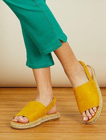 Sandali piatti tipo minorchine - Kiabi