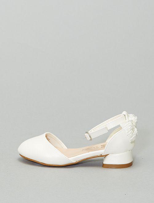 Scarpe da cerimonia                             bianco