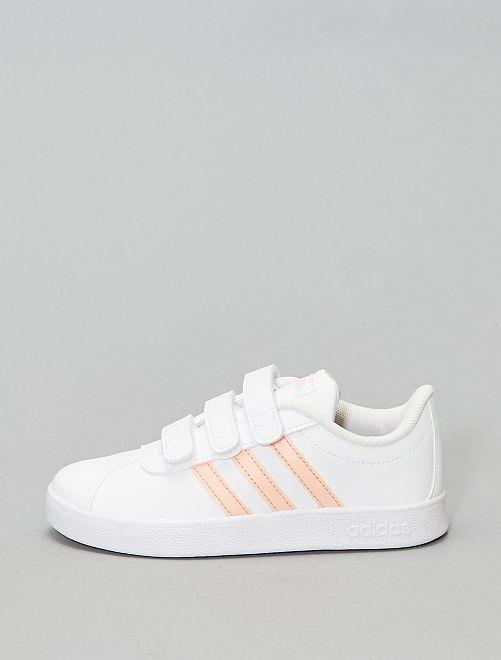 Scarpe da ginnastica a strappo 'Adidas'                             BIANCO