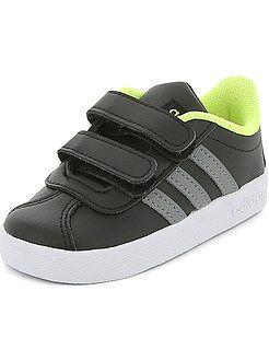 Scarpe ragazzo - Scarpe da ginnastica a strappo 'VL COURT 2 CMF' 'Adidas'