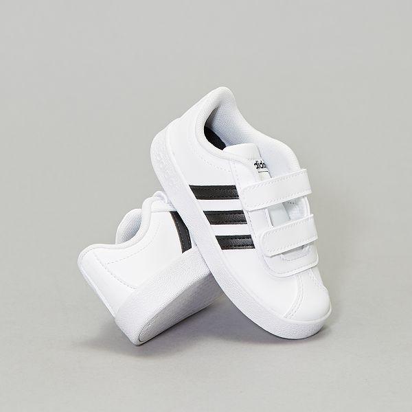 imbattuto x marchi riconosciuti qualità affidabile Scarpe da ginnastica 'Adidas' Neonato - BIANCO - Kiabi - 30,00€
