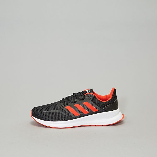 adidas orange stripe scarpe da ginnastica