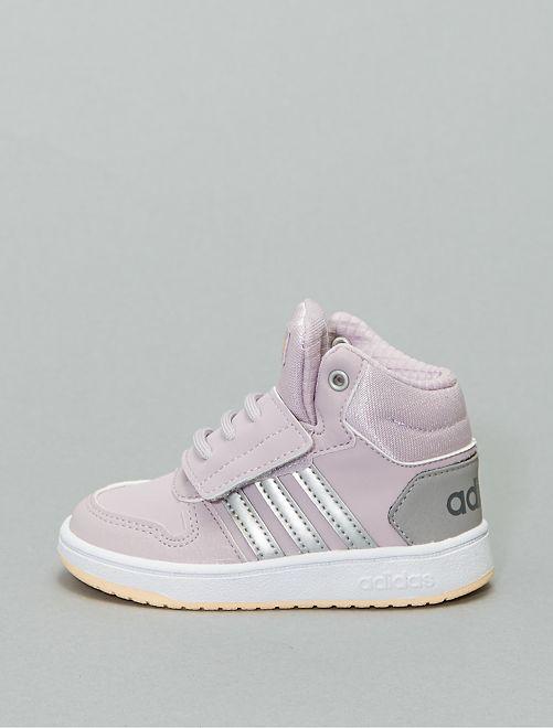Scarpe da ginnastica alte 'Adidas'                             ROSA