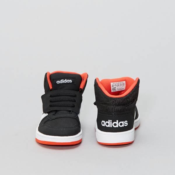Scarpe da ginnastica alte ecopelle 'HOOPS MID 2 0' 'Adidas