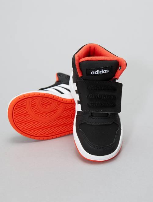 ... Scarpe da ginnastica alte ecopelle  HOOPS MID 2 0   Adidas  vista 2 ... 622034aae59