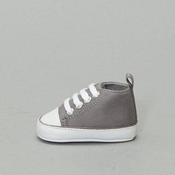 grande qualità più tardi scarpe da corsa Scarpe da ginnastica alte tela Neonato - GRIGIO - Kiabi - 4,00€
