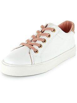 Scarpe, pantofole - Scarpe da ginnastica basse con lacci