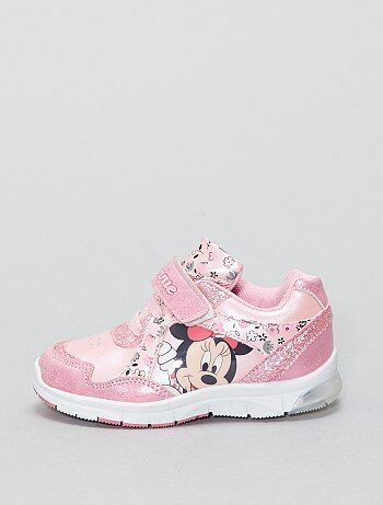 Bambina 3-12 anni - Scarpe da ginnastica basse luminose 'Disney' - Kiabi