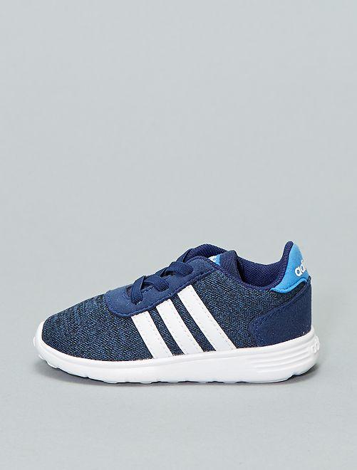 Scarpe da ginnastica bimateriale 'Adidas'                                         BLU Neonato