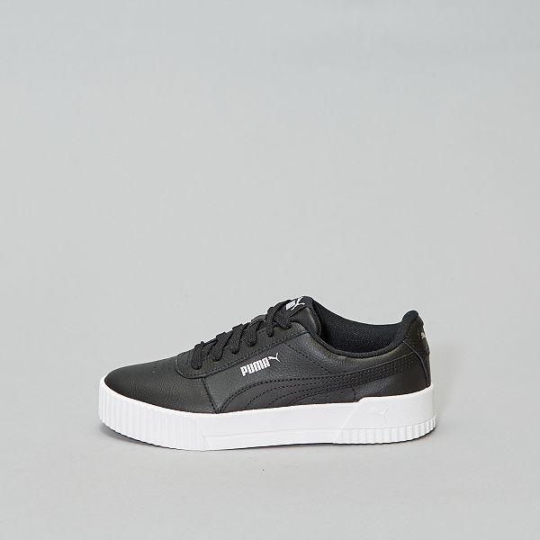puma nero scarpe