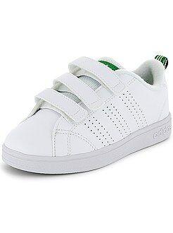Scarpe ragazzo - Scarpe da ginnastica chiusura a strappo 'Adidas VS Advantage Clean'