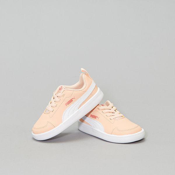 puma bambino scarpe courtflex
