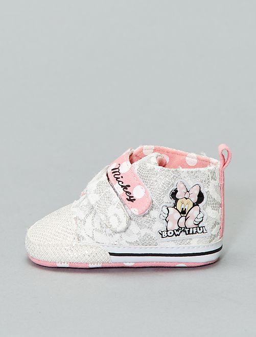 Scarpe da ginnastica 'Minnie'                                         bianco Neonata