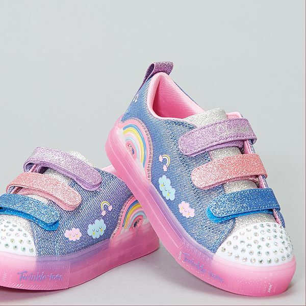 Scarpe da ginnastica 'Skechers' Infanzia bambina - NERO ...