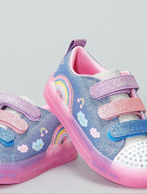 Scarpe da ginnastica 'Skechers'                             NERO Infanzia bambina