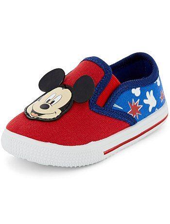 Scarpe da ginnastica tessuto 'Topolino' 'Disney' - Kiabi