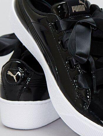 Scarpe da ginnastica 'Vikky Platform Ribbon P' 'Puma' - Kiabi