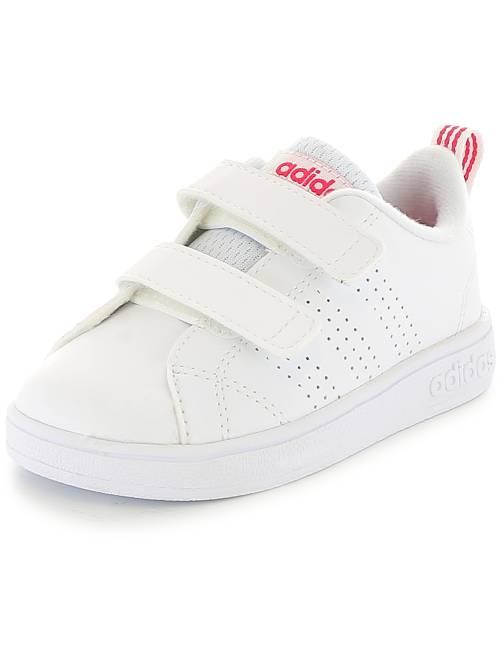 Scarpe da ginnastica 'VS ADV CL CMF INF' 'Adidas'                             bianco Infanzia bambina