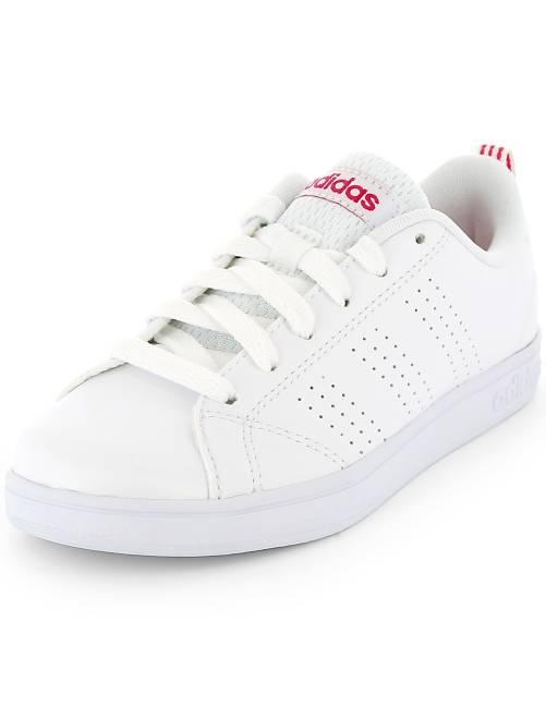 Scarpe da ginnastica 'VS ADVANTAGE CL K' 'Adidas'                             BIANCO